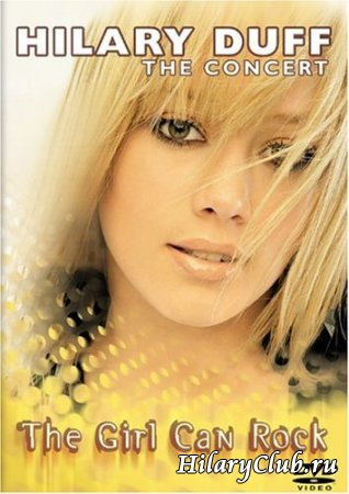 Hilary Duff - The girl can Rock